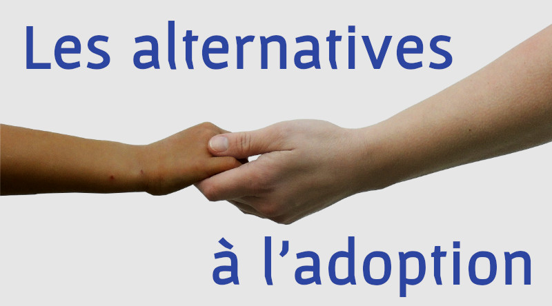 La visio-conférencesur les alternatives à l'adoptionest toujours en ligne